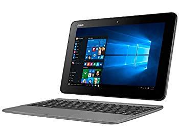 【中古】エイスース 10.1型 2-in-1 ノートパソコン ASUS TransBook T101HA メタルグレー(Microsoft Office Mobile) T101HA-GRAY