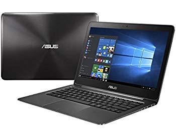 【中古】エイスース 13.3型ノートパソコン ASUS ZenBook UX305UA(ブラック) UX305UA-6200