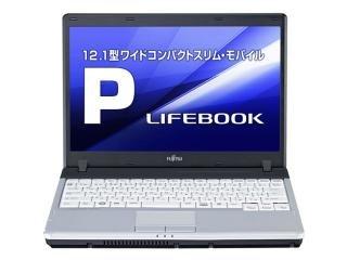 【中古】【中古】 富士通(FUJITSU) LIFEBOOK P771/D FMVNP5NE / Core i5 2520M(2.5GHz) / HDD:250GB / 12.1インチ / シルバー