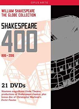 【中古】William Shakespeare The Globe Collection - Shakespeare 400 ~ 1616-2016