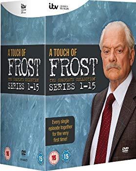 【中古】A Touch of Frost - Series 1-15 Complete [DVD] by David Jason