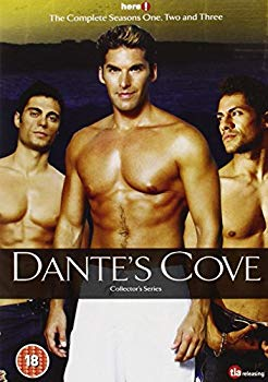 【中古】Dante's Cove - Series 1-3 - Complete [DVD]