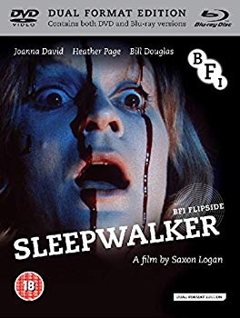 【中古】Sleepwalker Dual Format Edition (DVD + Blu-ray)