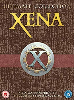 【中古】Xena - Warrior Princess Complete Collection [DVD] by Lucy Lawless