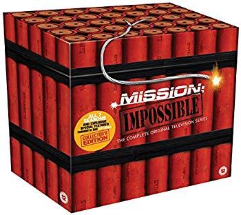 【中古】Mission Impossible Complete Tv Series [Import anglais]