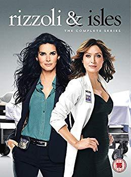 【中古】Rizzoli & Isles: The Complete Series [Region 2]