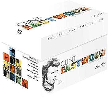【中古】Clint Eastwood: The Blu-Ray Collection