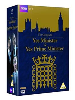 中古 特売 Yes Minister and Prime - 人気上昇中 The Collector's Import anglais Complete Boxset Collection