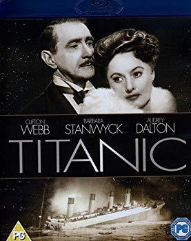 【中古】Titanic (1953) [Blu-ray] [Import]