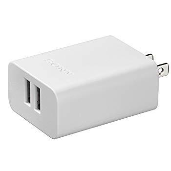 【中古】ソニー SONY ACアダプター USB-A 2ポート出力 CP-AD2M2 CP-AD2M2WAB