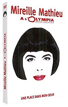 激安通販新作 【】Mireille Mathieu a l'Olympia / Une place dans mon coeur - Coffret 2 DVD, SEAL store d11662c5