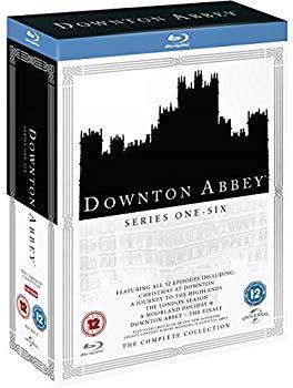 【中古】Downton Abbey: The Complete Collection [Blu-ray Region B] [Import]