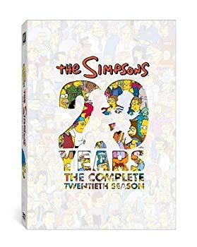 【中古】Simpsons: Season 20/ [DVD] [Import]