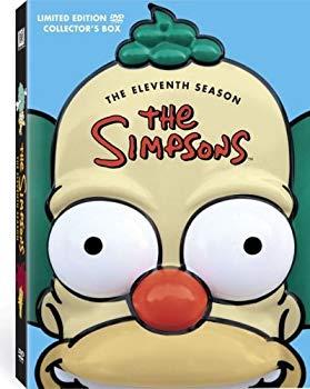 【中古】Simpsons: Season 11 [DVD] [Import]