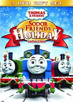 大人気 中古 未使用 未開封品 Sodor Friends Import Collection 最安値に挑戦 Holiday DVD