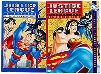 【中古】Justice League of America: Seasons 1 & 2 [DVD] [Import]