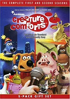 【中古】Creature Comforts: Seasons 1 & 2 [DVD] [Import]