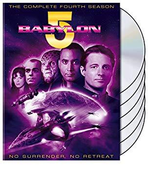 【限定セール!】 【】Babylon 5: Complete Fourth Season [DVD] [Import], イワクニシ 0053d3d9