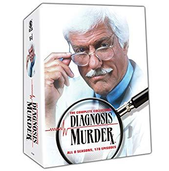 【中古】Diagnosis Murder: Complete Collection [DVD]