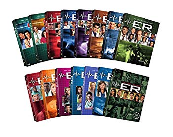 【中古】Er: Complete Seasons One-Fifteen [DVD] [Import]