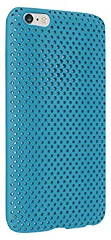 【中古】AndMesh iPhone 6 Plus ケース メッシュケース ターコイズ AMMSC610-TRQ