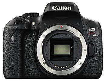 【中古】Canon デジタル一眼レフカメラ EOS Kiss X8i ボディ 2420万画素 EOSKISSX8I