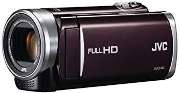 【中古】JVCKENWOOD JVC ビデオカメラ EVERIO GZ-E225 内蔵メモリー 8GB ブラウン GZ-E225-T