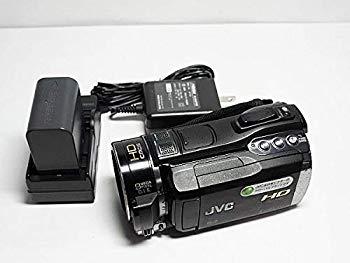 【中古】JVCケンウッド ビクター ハイビジョンメモリームービー ブラック GZ-HM400-B