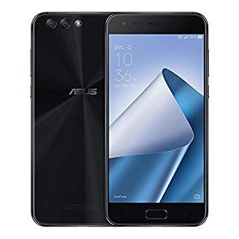 【中古】SIMフリー ZenFone 4 ZE554KL ブラック