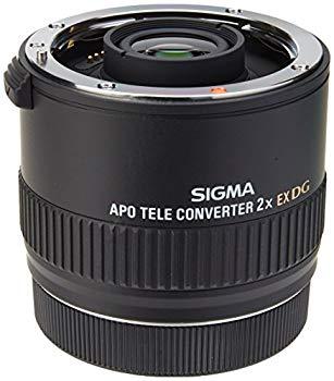 【中古】SIGMA テレコンバーター APO TELE CONVERTER 2x EX DG キヤノン用 876272