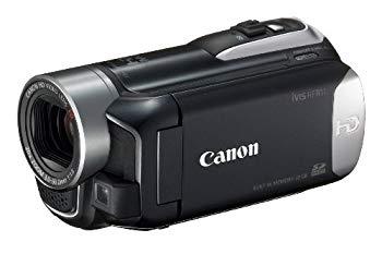 【中古】Canon デジタルビデオカメラ iVIS HF R11 ブラック IVISHFR11BK