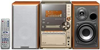 【中古】JVCケンウッド システムコンポ SV-3MD-N