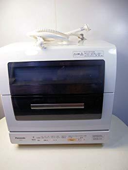【中古】パナソニック 食器洗い乾燥機 NP-TR1-W