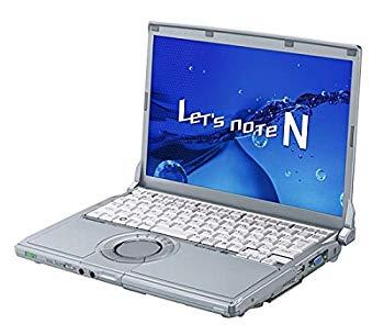 【中古】パナソニック Let's note N9シリーズ CF-N9LWCJDS