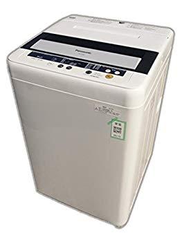 【中古】パナソニック 全自動洗濯機 洗濯・脱水容量5kg グレー NA-F50B5-H