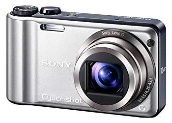 【中古】ソニー SONY デジタルカメラ Cybershot H55 シルバー DSC-H55/S