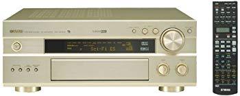 【中古】ヤマハ DSP-AX1200 N (ゴールド)