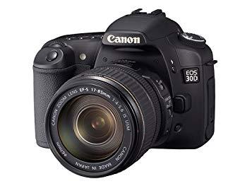 中古 タイムセール Canon デジタル一眼レフカメラ EOS 30D IS タイムセール EF-S17-85mm レンズキット USM