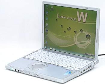 【中古】パナソニック(Panasonic) パナソニック 中古 ノートパソコン/レッツノート【CF-W9】 Panasonic CF-W9JWECPS