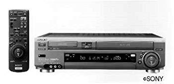 【中古】SONY WV-BW2 BSチューナー内蔵VHSハイファイ/ステレオハイエイト ビデオデッキ