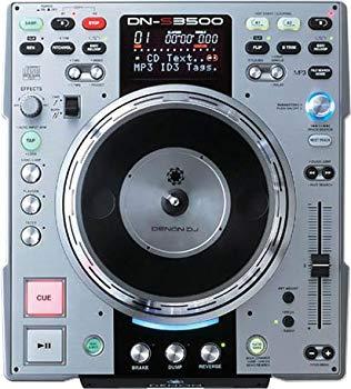 【中古】DENON DN-S3500 DJ CDプレーヤー ブラック