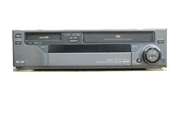 おしゃれ 中古 Hi8+VHSビデオデッキ ソニー WV-BS2 三か月保証 値引き リモコン付き 22092