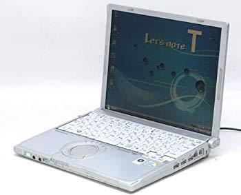 【中古】パナソニック ノートパソコン/レッツノート【CF-T8】Panasonic CF-T8GW1AAS