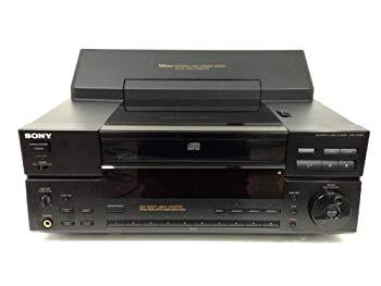 【中古】コンパクトディスクプレーヤーCDP-CX100