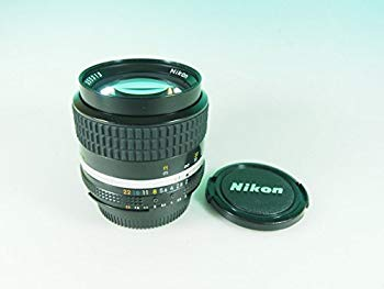 【中古】Nikon MFレンズ Ai 85mm F2s