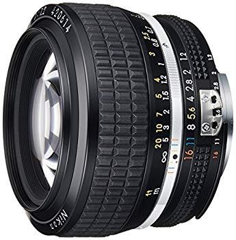 【中古】Nikon 単焦点レンズ AI 50 f/1.2S フルサイズ対応
