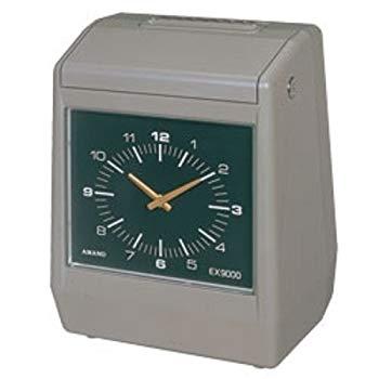 【中古】アマノ 時刻記録タイムレコーダー EX9000 EX9000