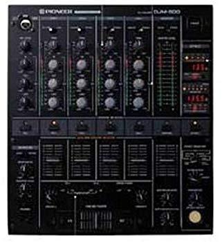 【中古】パイオニア プロフェッショナル用DJミキサー DJM-500