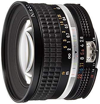 【中古】Nikon 単焦点レンズ AI 20 f/2.8S フルサイズ対応