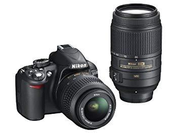 【中古】Nikon デジタル一眼レフカメラ D3100 ダブルズームキット D3100WZ